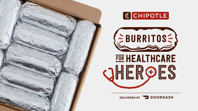 Burritos for Healthcare Heroes