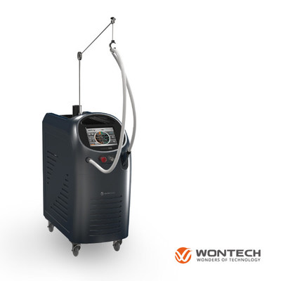 Hybrid Nd: YAG & Alexandrite laser, SANDRODUAL