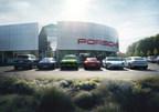 Porsche Reports First Quarter U.S. Retail Deliveries