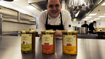 Guests of Penta Hotels across Europe are the real Souper Heroes, contributing donations of over 6,300 soups and €13,000