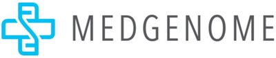 MedGenome Logo (PRNewsfoto/MedGenome)