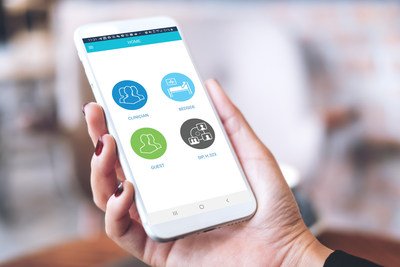 Caregility Announces New Features in HIPAA Compliant iConsult Mobile App to help in fight against COVID-19
