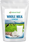 Z Natural Foods releases Whole Milk Powder