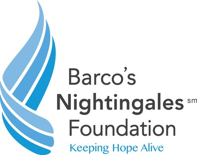 Barco's Nightingales Foundation Logo