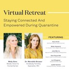 Women's Health and Fertility Company, Kindbody, Will Host a Nationwide Virtual Retreat on Saturday, April 4th, to Foster Connection and Empowerment During Quarantine.