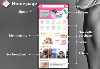 """""""NONOGIRL home page"""""""