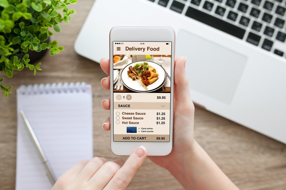 Food Delivery Sector Sees a Huge Rise in Orders as a Result of COVID-19 Quarantine - ResearchAndMarkets.com (PRNewsfoto/Research and Markets)