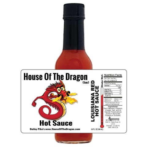 Dailey Pike's New Hunger Helping Hot Sauce