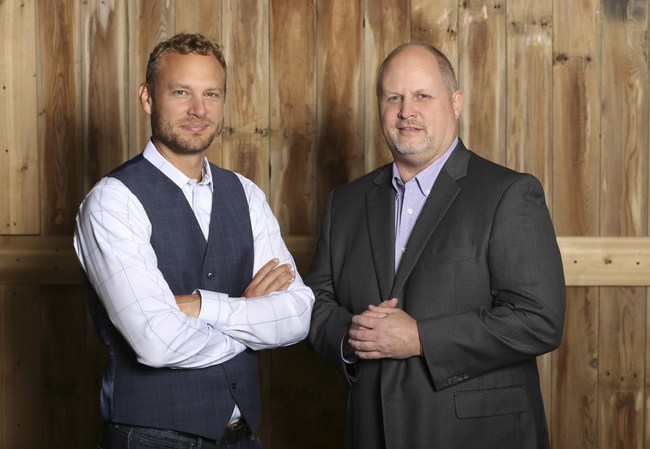 Mark Becker (L) and Jeff Peterson (R) co-founded Delavan-based Geneva Supply in 2009. The team provides Amazon strategy and fulfillment for businesses through a network of warehouses, digital marketing experts and data-driven brand management services.