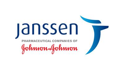 Janssen Pharmaceutical Companies of Johnson & Johnson Logo (PRNewsfoto/Actelion Pharmaceuticals US, In)
