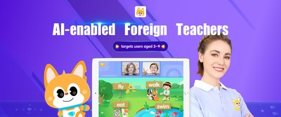 LAIX's English Course for Kids Go Live