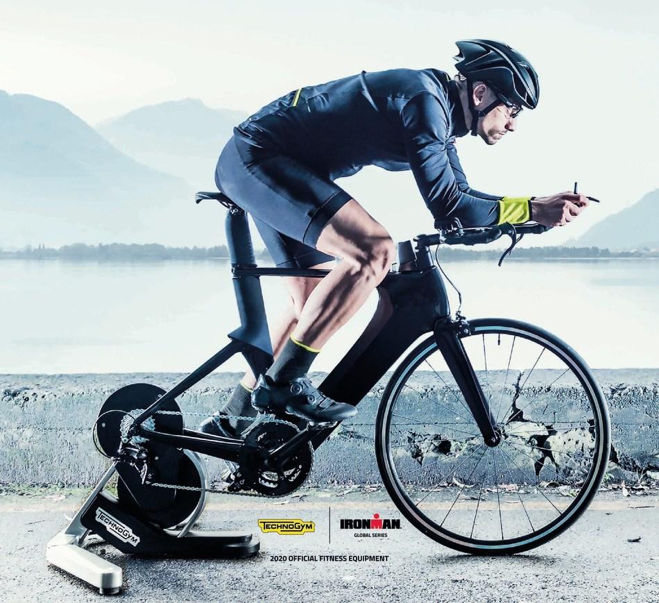 IRONMAN Announces Technogym as Official Global Fitness Equipment Partner