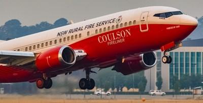 NSW RFS 737 Fireliner