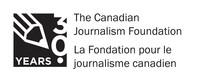 CJF 30-year logo (CNW Group/Canadian Journalism Foundation)