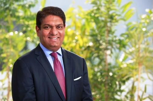 Mr. Krishna Bodanapu, Managing Director and CEO, Cyient Limited