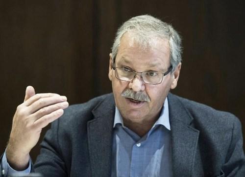OPSEU President Warren (Smokey) Thomas (CNW Group/Ontario Public Service Employees Union (OPSEU))