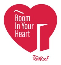 Room in Your Heart: Opening Doors to First Responders (PRNewsfoto/Red Roof)