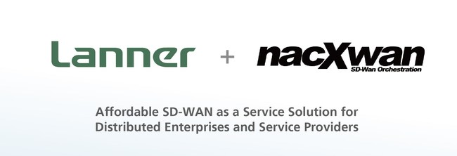 Lanner whitebox uCPE Platforms Integrated with nacXwan's full-featured orchestration software offer a cost-effective SD-WAN as Service Solution to accelerate time-to-market deployment.