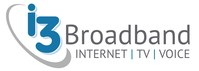i3 Broadband | Internet | TV | Voice (PRNewsfoto/i3 Broadband)