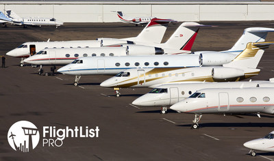 FlightList PRO; supporting the Air Charter Industry.  Leading air charter brokers, operators and travel professionals take advantage of free and low cost full-market support from FlightList PRO to grow their service level, their business and their bottom line.