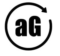 aboutGOLF (aG) logo