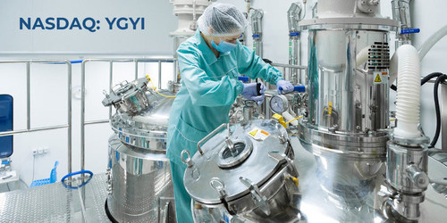 Khrysos Industries, Inc. a wholly-owned subsidiary of Youngevity International, Inc. (NASDAQ: YGYI) Secures Rights to Produce Hand Sanitizer from FDA