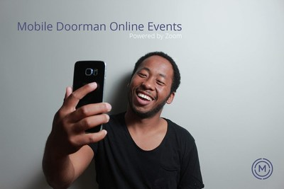 Mobile Doorman Introduces Next Generation of Community Building with Online Events, powered by Zoom