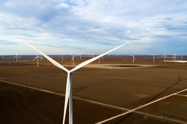 Ørsted has completed its Sage Draw Wind project, a 338MW wind farm that straddles Garza and Lynn Counties in Texas.
