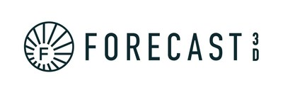 FORECAST 3D Logo