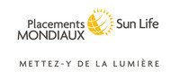 Sun Life Global Investments (Groupe CNW/Placements mondiaux Sun Life (Canada) Inc.)