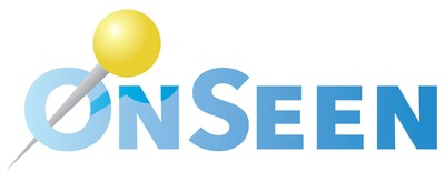 OnSeen Logo - Mobile workforce management solutions (PRNewsfoto/OnSeen, Inc.)