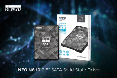 KLEVV Brings New SSD Line-up to South Africa Market: Introducing NEO N610 2.5