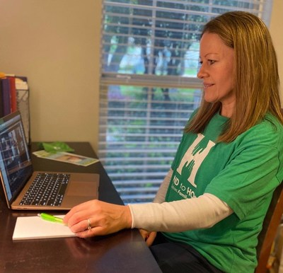 Hand to Hold and Huggies are launching virtual support groups for NICU parents and nurses. Christine Tester, Hand to Hold's family support specialist, leads a support group, which are offered free of charge in English and Spanish.