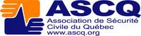 Logo : ASCQ (Groupe CNW/Association de sécurité civile du Québec (ASCQ))