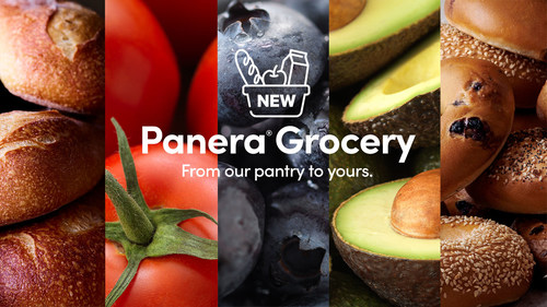Starting today, April 8, Panera announced the launch of Panera Grocery, a new service enabling guests to purchase high-demand pantry items such as milk, bread and fresh produce.