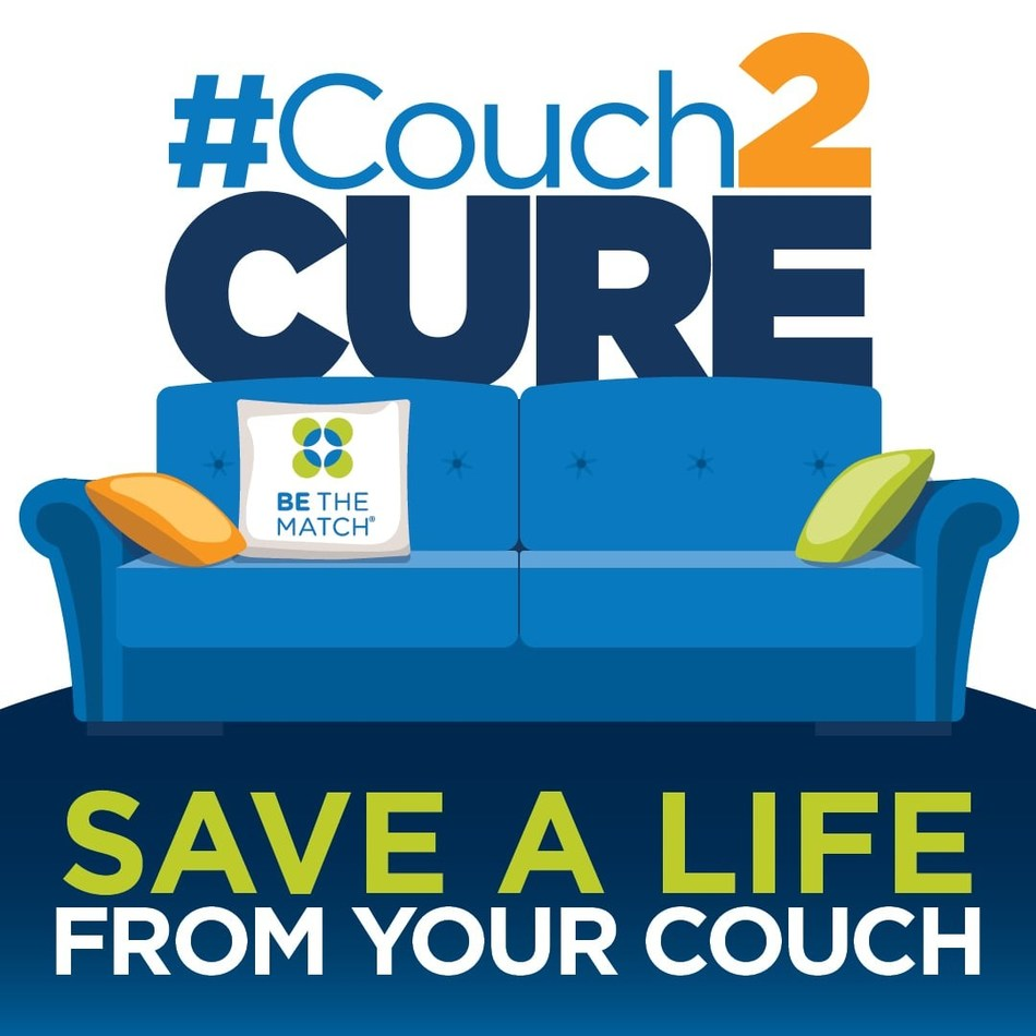#Couch2Cure - Save a Life from your Couch!