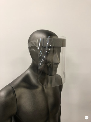 Face Shield front/side