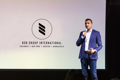 Just Three Years After Failed Shark Tank Appearance, Besomebody Founder Builds Multi-Million Dollar Company and Launches Second Venture, BSB Group International
