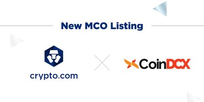 MCO to be listed on CoinDCX
