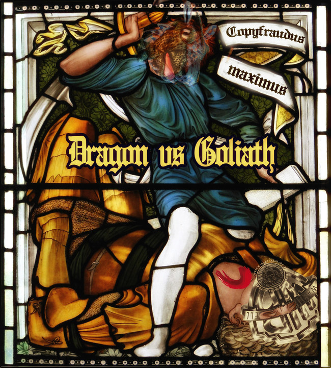 Dragon VS Goliath
