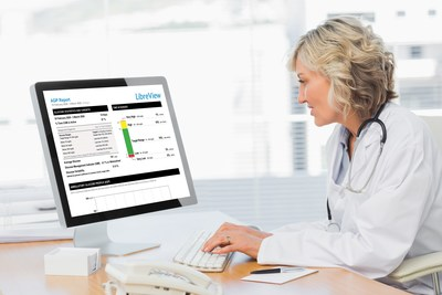 FreeStyle Libre 14 day system now available for use in hospitals during COVID-19 pandemic to remotely monitor patients with diabetes using LibreView, a secure, cloud-based reporting software.