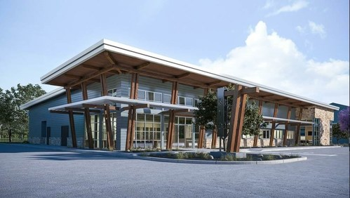 Brazos Transit District's new Corporate Headquarters