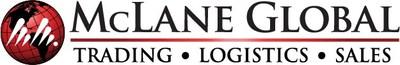 McLane Global Logo (www.mclaneglobal.com) (PRNewsfoto/McLane Global)