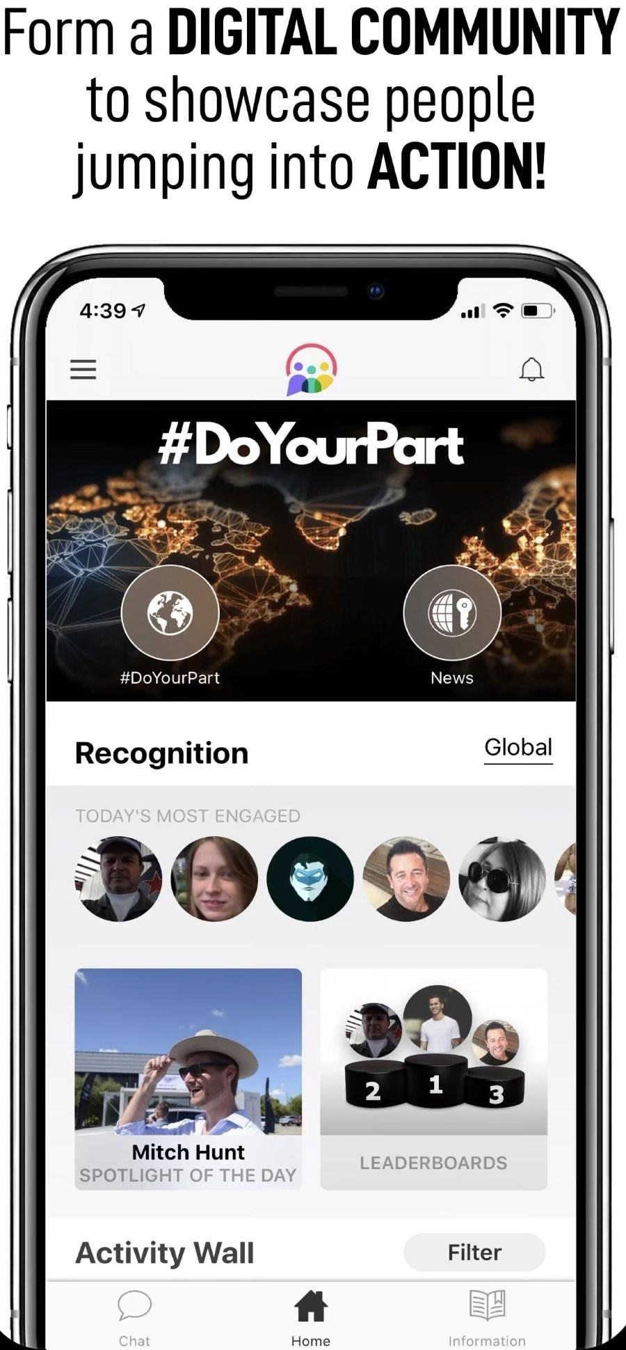 http://bpxo9.app.link -> #DoYourPart App and Website