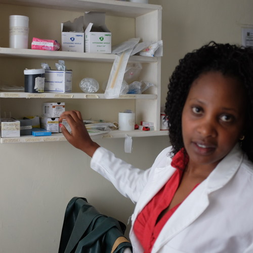 Project advisor, Kenya.