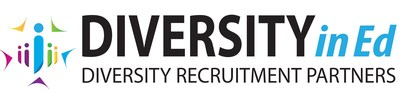 Diversity Recruitment Partners - DIVERSITY in Ed Online Teacher Recruitment Services include Print Magazine, Job Board & Virtual Recruitment Fairs (PRNewsfoto/DIVERSITY in Ed)