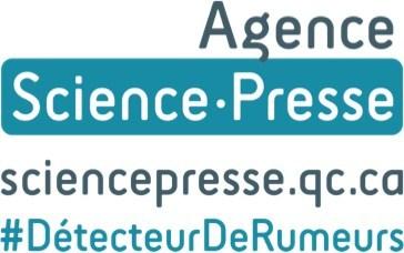 Logo : Agence Science-Presse (ASP) (Groupe CNW/Fédération professionnelle des journalistes du Québec)