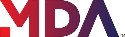 Logo : MDA (Groupe CNW/MDA)
