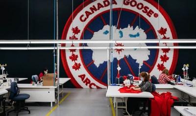 Canada Goose (Groupe CNW/Canada Goose)