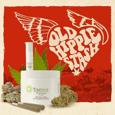 Bellamy Brothers' Old Hippie Stash Flower Product Line Available Now in Trulieve Dispensaries across Florida (CNW Group/Trulieve Cannabis Corp.)